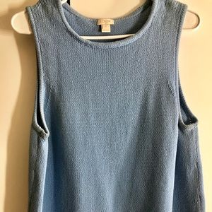 J. Crew - Light Blue Sweater Vest - Size L